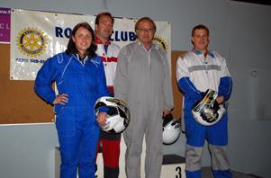 Compétition de Karting
